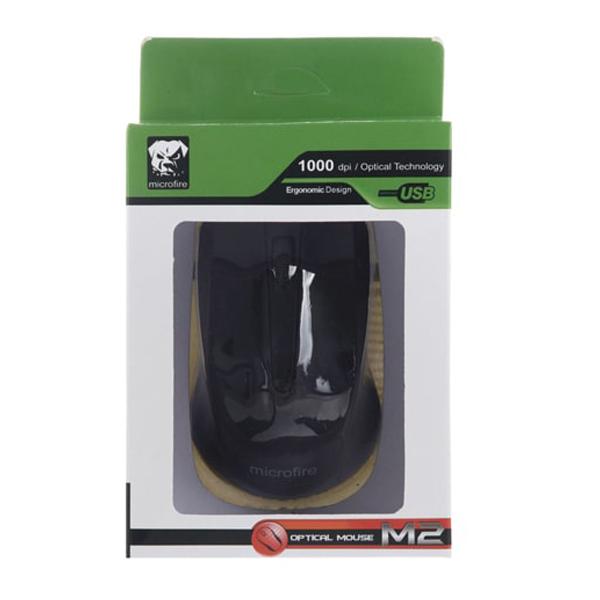 ماوس سیم دار Microfire X - 1000